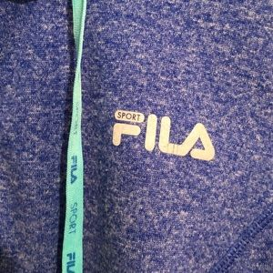 Fila Tops - FILA sport sweatshirt